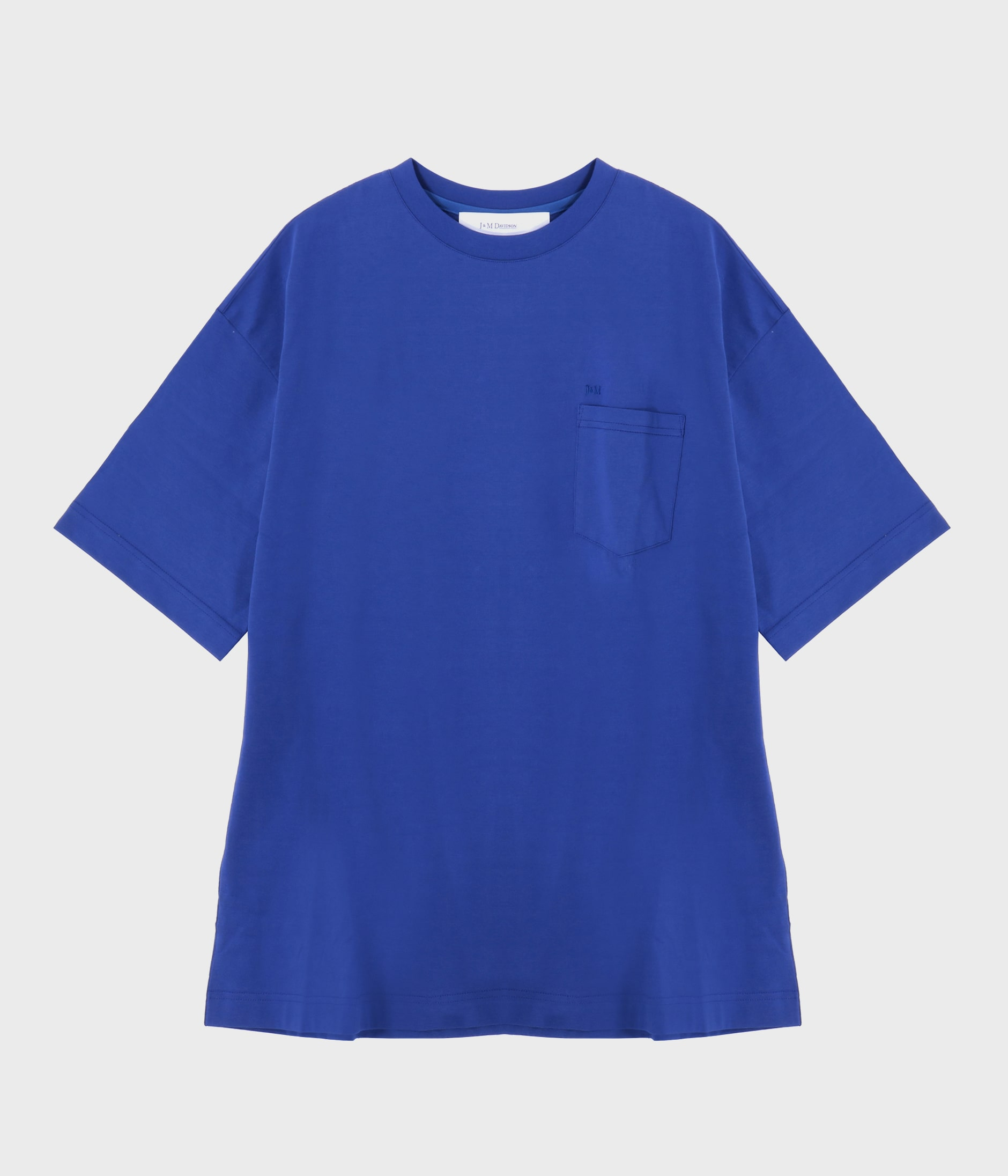 OVERSIZED T-SHIRT 詳細画像 ELECTRIC BLUE 1