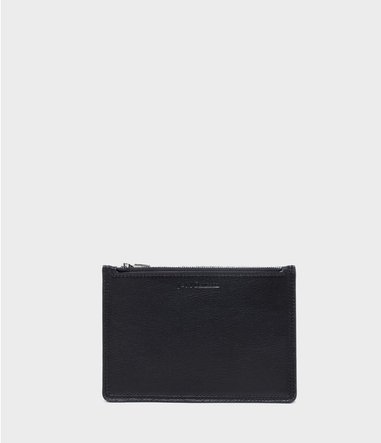 ZIP POUCH CARD HOLDER