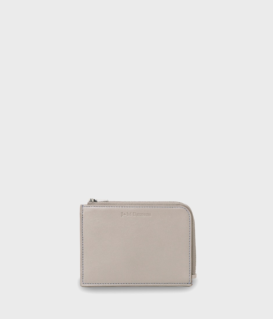 SMALL SOFT PURSE 詳細画像 PALE GREY 1
