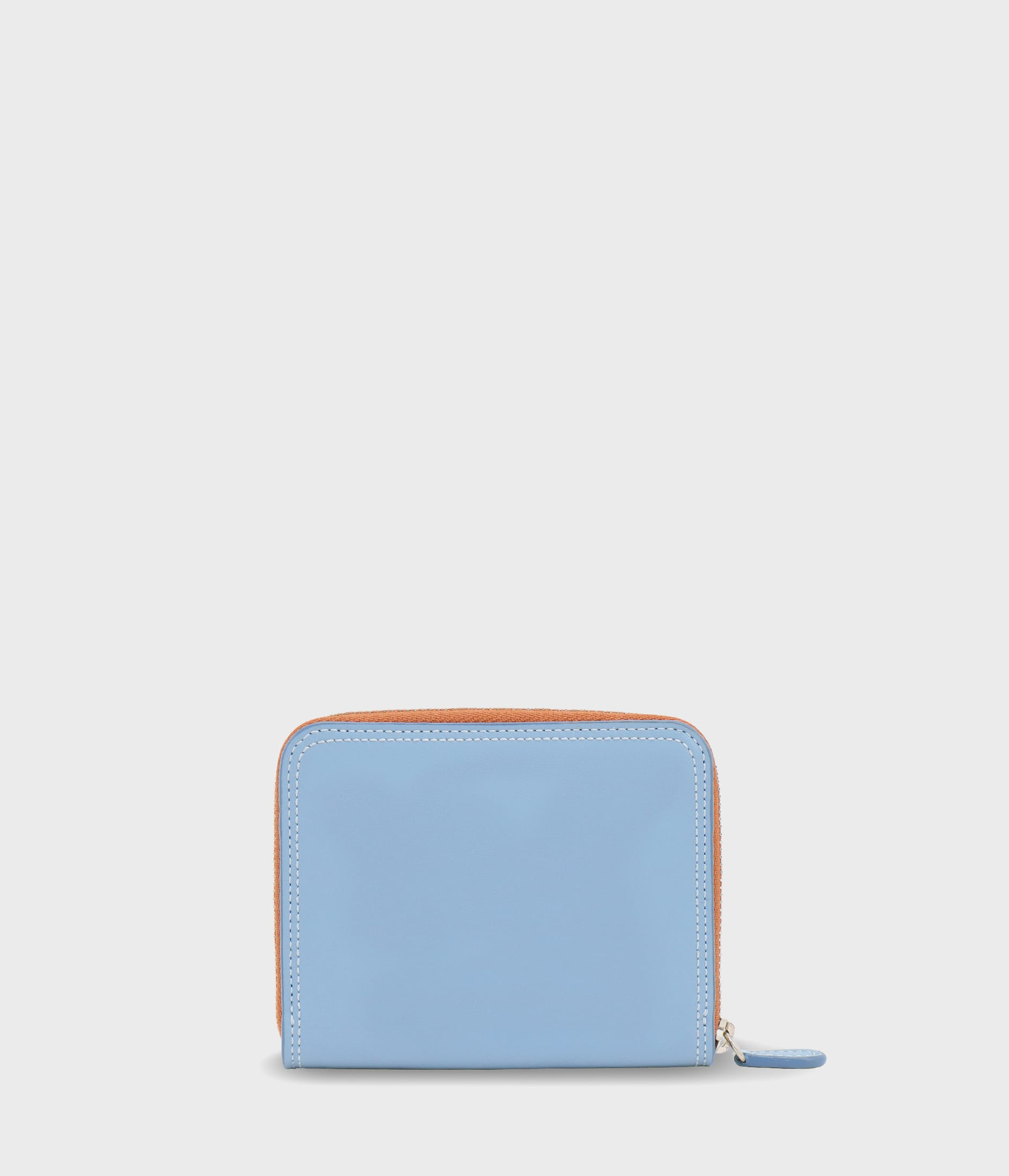 SMALL ZIP AROUND PURSE 詳細画像 SKY BLUE 2