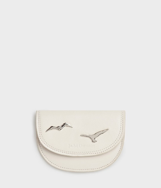 ROUNDED COIN PURSE