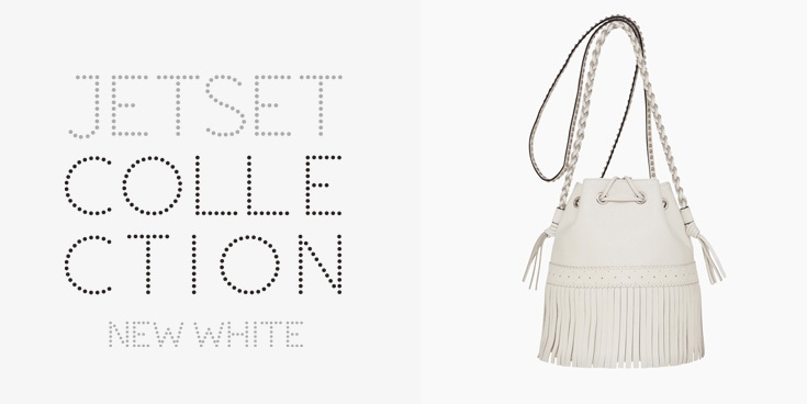 JET SET COLLECTION 新色NEW WHITE 4月26日全店一斉発売のお知らせ